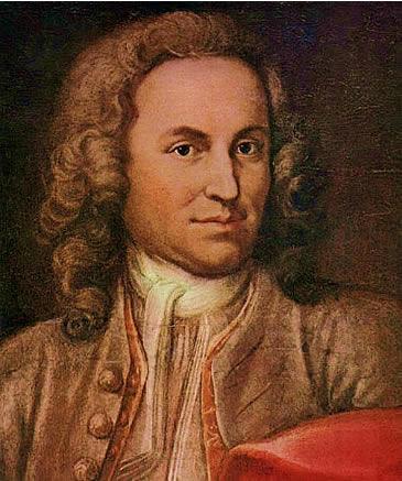 Johann Sebastian Bach J. S. Bach - European Philharmonic Orchestra - Concerto Brandebourgeois