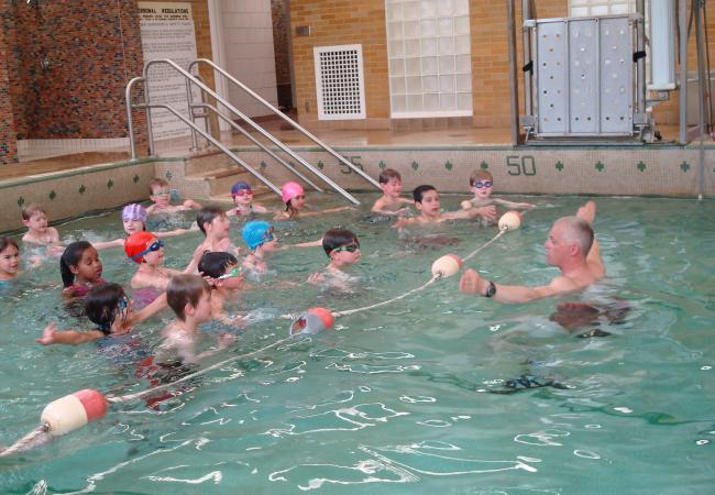 Mpls School To Honor Restored 1930s Therapeutic Swimming
