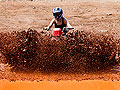 ATV in mud bog