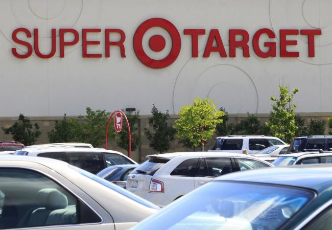 target store coupon. Photo: #A Target store is seen