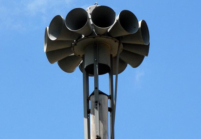 Siren Failure In Washington County Shows Challenges Of