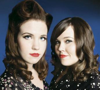 Alabama folk duo Secret Sisters