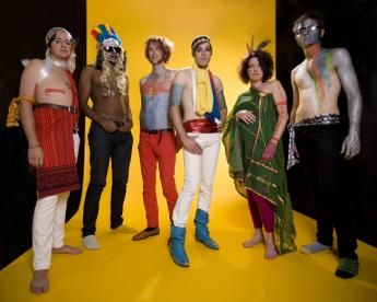 Eccentric psychedelic pop stars Of Montreal.