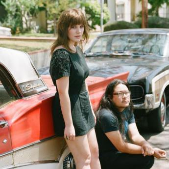 Best Coast churns '60s pop through a garage rock filter to create a hazy, laid-back sound