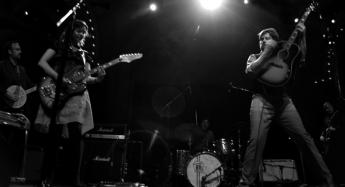 Portland psych-country indie supergroup Blue Giant.