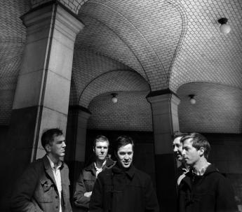 East Coast indie rock quintet the Walkmen