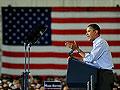 Obama at the U of M