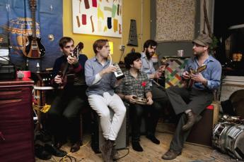 Philly-based indie-psych outfit Dr. Dog.
