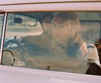 Isobel Campbell of Belle & Sebastian and former Screaming Trees frontman Mark Lanegan.