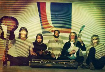 Texas psych-rockers The Black Angels.