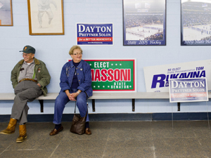 DFL supporters