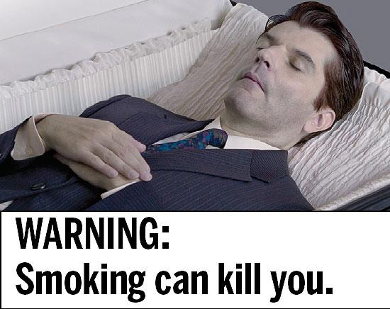 but also feature graphic images to convey the dangers of tobacco use.