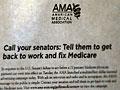 Medicare letter
