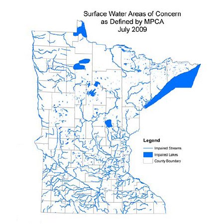 Report Minn Could Better Care For Its Water Resources