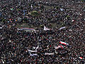 Crowd in Egypt