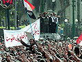 Egypt protests in Cairo