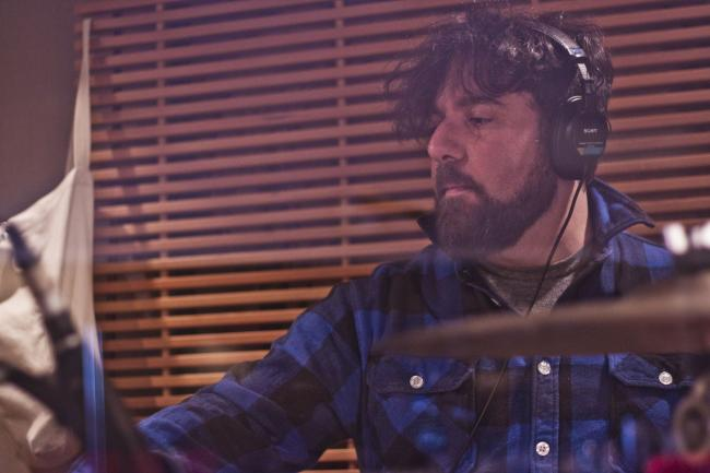 Dan Mintzer, drummer for Nicole Atkins and The Sea