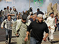 Anti-Gadhafi protesters