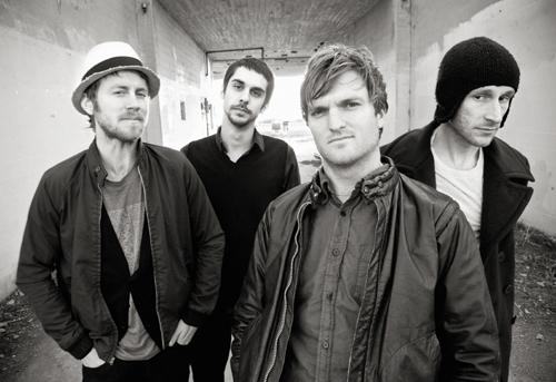 Long Beach, CA indie-rockers Cold War Kids.