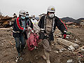 Rescue Work Continues in Japan