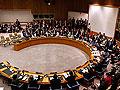 UN votes on Libya