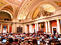 The Minnesota House in session