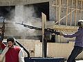 A Libyan rebels in Misrata