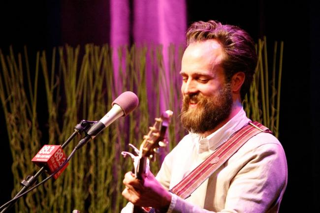 Iron and Wine perform live in The Current studio | The ...