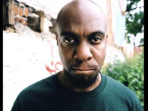 Hip-hop artist Blueprint