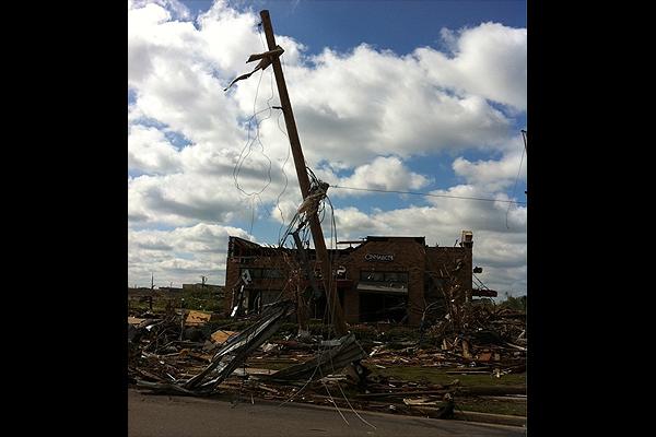 tuscaloosa tornado damage. More Tuscaloosa tornado damage