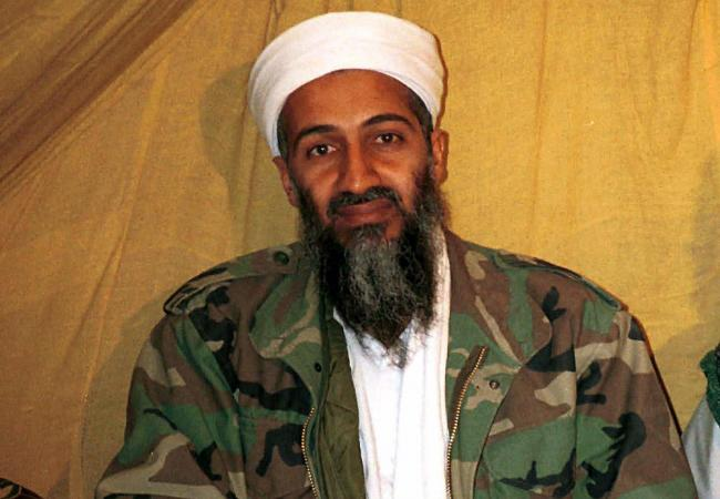 after Osama in Laden in. of Osama bin Laden in