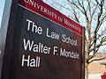 U of M law school
