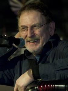 Button accordion master Paddy O'Brien