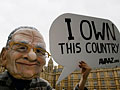 Murdoch protester