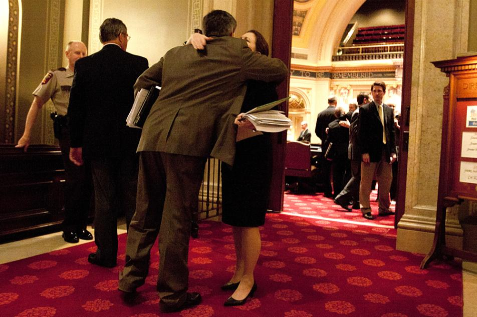 Special Session Hugs