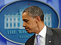 President Barack Obama discusses debt deal
