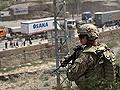Afghanistan-Pakistan border crossing