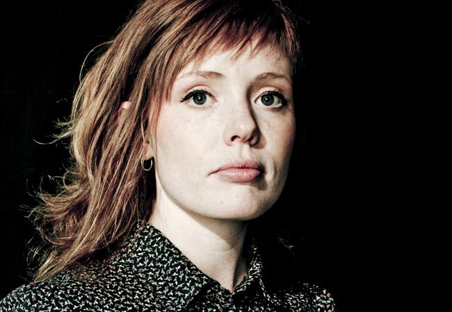 Minnesota-based singer-songwriter Haley Bonar.