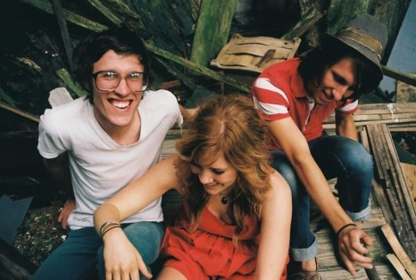 Minneapolis indie-folk band Caroline Smith & the Good Night Sleeps.