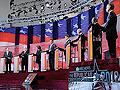 Republicans at the Reagan debate