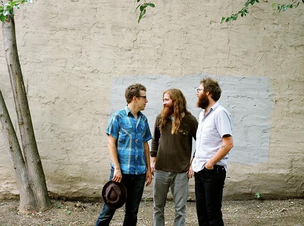 The Durham, N.C.-based, Eau Claire, Wisc.-bred indie-rock trio Megafaun.
