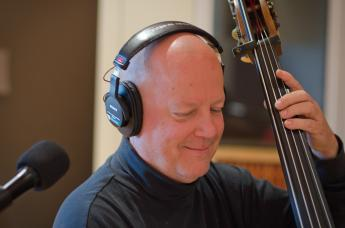 Twin cities bassist Gordy Johnson