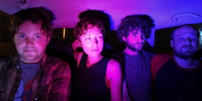 Up-and-coming local band Polica.
