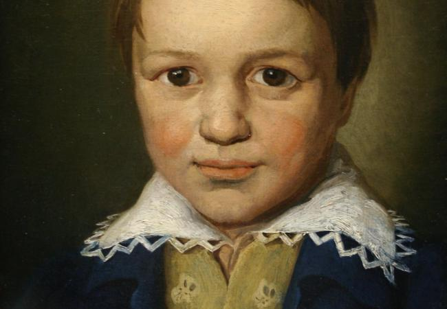 Beethoven at Thirteen (1783) (Courtesy of the Wikimedia Foundation)