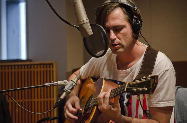 Diego Garcia performs live in The Current studio.