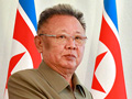 (FILES) North Korea's leader Kim Jong-Il