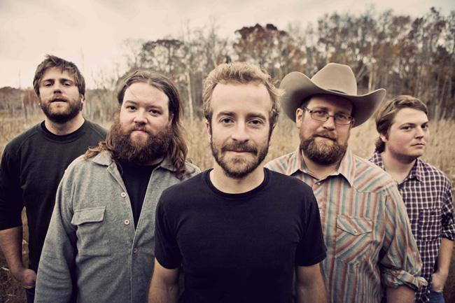 Duluth, Minn.-based bluegrass-punk band Trampled by Turtles.