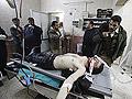Syrian shooting victim