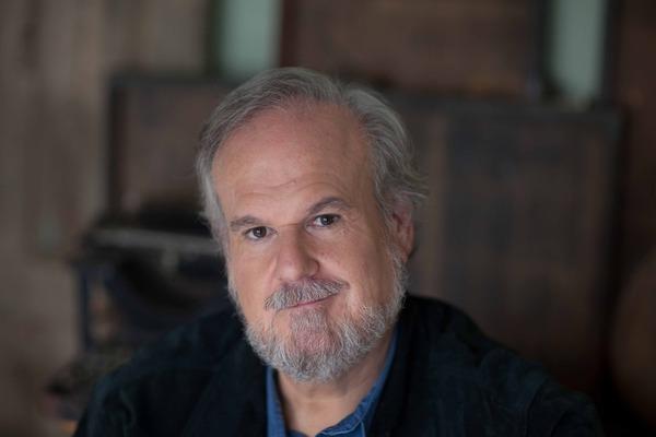 Journalist, folk musician and author Scott Alarik