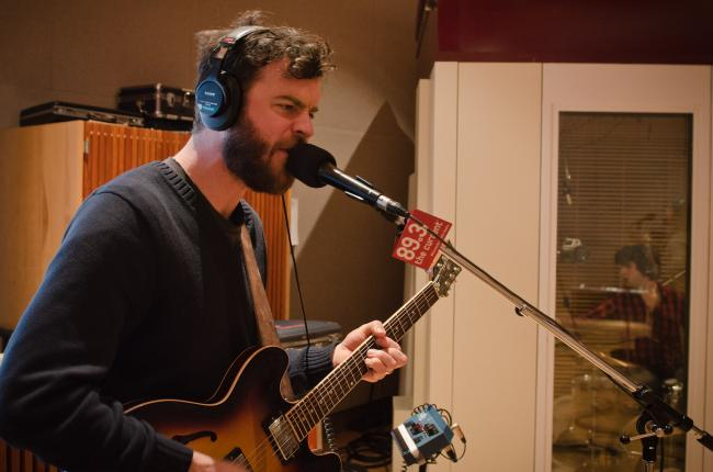 Dr. Dog performs in The Current studio.